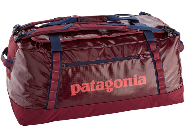 Patagonia Black Hole Duffel Bag 90l Arrow Red